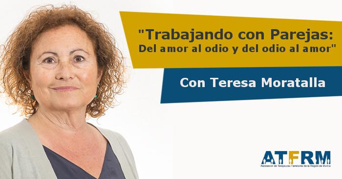 """Seminario: """"Trabajando con Parejas"""" con Teresa Moratalla"""